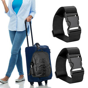 Durable-Travel-Luggage-Baggage-Suitcase-Bag-Strap-Belt-Hook-Clip-Brand-NEW