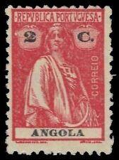"""ANGOLA 158D (Mi146c) - Ceres Definitive """"Perf 12x11.5"""" (pf32920)"""