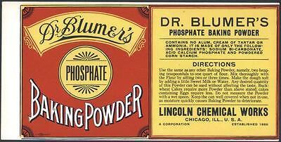 Original Diamond Shaped QUEEN COLA SODA Bottle Label 1905 Unused Punxsutawney