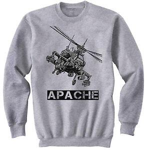 Elicottero-Apache-NUOVA-COTONE-FELPA-GRIGIA