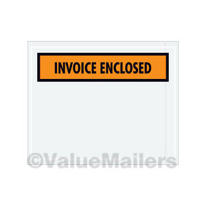 1000-4-5x5-5-Invoice-Enclosed-front-Invoice-Enclosed-Packing-List-Envelopes