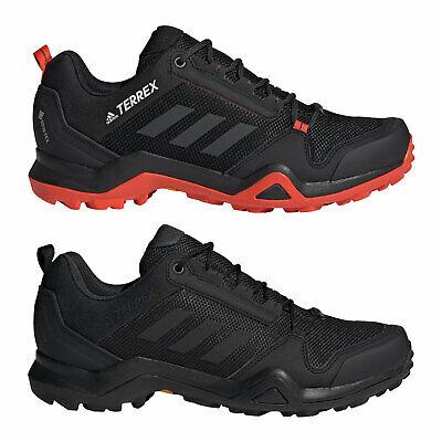 adidas Performance Terrex AX3 GTX Herren Schuhe Wanderschuhe Freizeitschuhe NEU   eBay