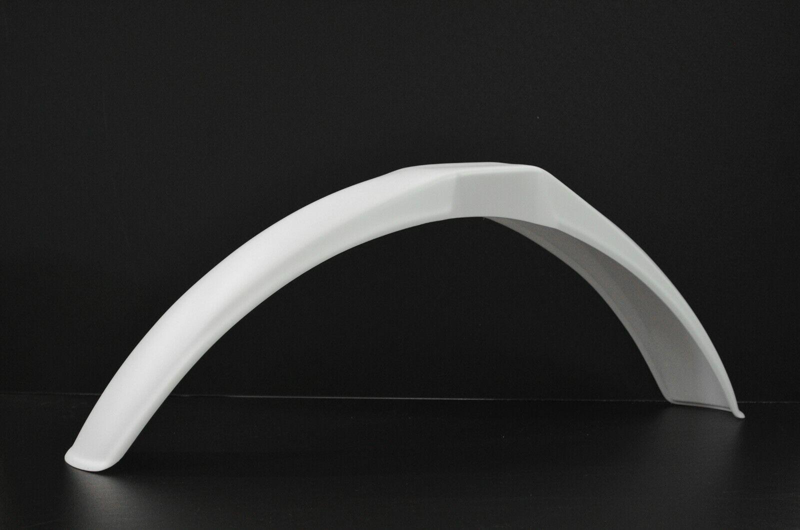 Garde boue avant type NAVA VIP blanc //White NAVA VIP front fender
