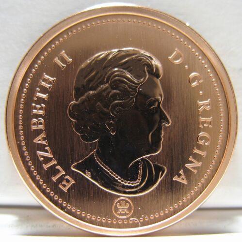 Magnetic 2008-1-cent Uncirculated Specimen RCM