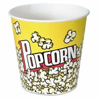 Solo Cup Company Paper Popcorn Buckets - Sccvp85 on sale