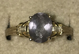Ring-925-sterling-silver-light-colored-amethyst-lavender-purple