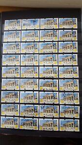 Bund Automatenmarken Michel Nr 6 Gestempelt 36 Stück 03 Zur Verbesserung Der Durchblutung Diverse Philatelie Briefmarken