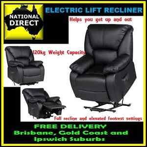Electric Lift Recliner Chair Disability Chair MAVERICK FREE LOCAL ...