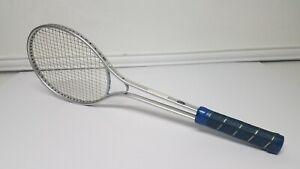 Vintage-RARE-SKILCRAFT-Tennis-Racket-4-1-2L-Aluminum