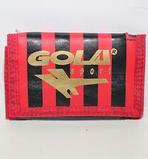 Portafoglio porta monete Gola pelle Milan calcio