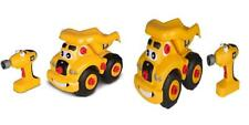 Toy State Caterpillar CAT Buildin/' Crew Move /& Groove Machines Haulin/' Harry Dum