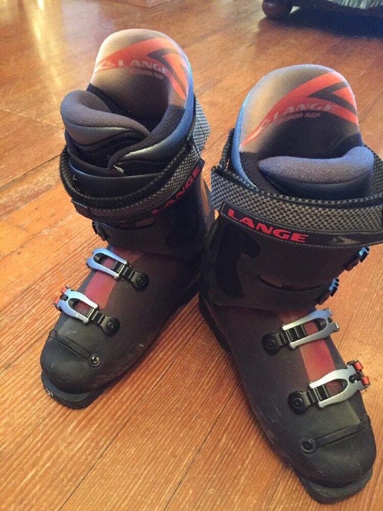 Lange CRL 90  Ski Boots. Size 8-8.5  at cheap