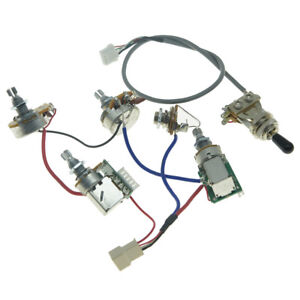 details about original lpguitar pickup pro wiring harness push pull pots for epiphone les paul Ford Aftermarket Wiring Harness