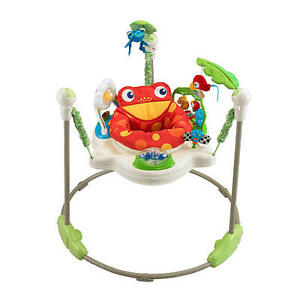 fisher price rainforest jumperoo bouncer spare parts replacement rh ebay com fisher price go wild jumperoo user manual fisher price deluxe jumperoo instruction manual