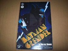 BATMAN GRENDEL-TOMO 1-LE OSSA DEL DEMONIO-PHOENIX-OTTOBRE 1997-MATT WAGNER-OT!