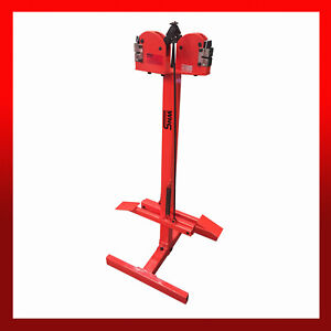 Details about WNS Shrinker & Stretcher on Stand 25mm Throat Foot Operated  Treadle Restoration