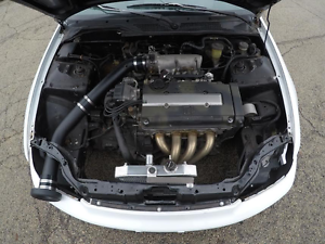 Honda acura all motor through headlight intake b series eg for B series honda motor