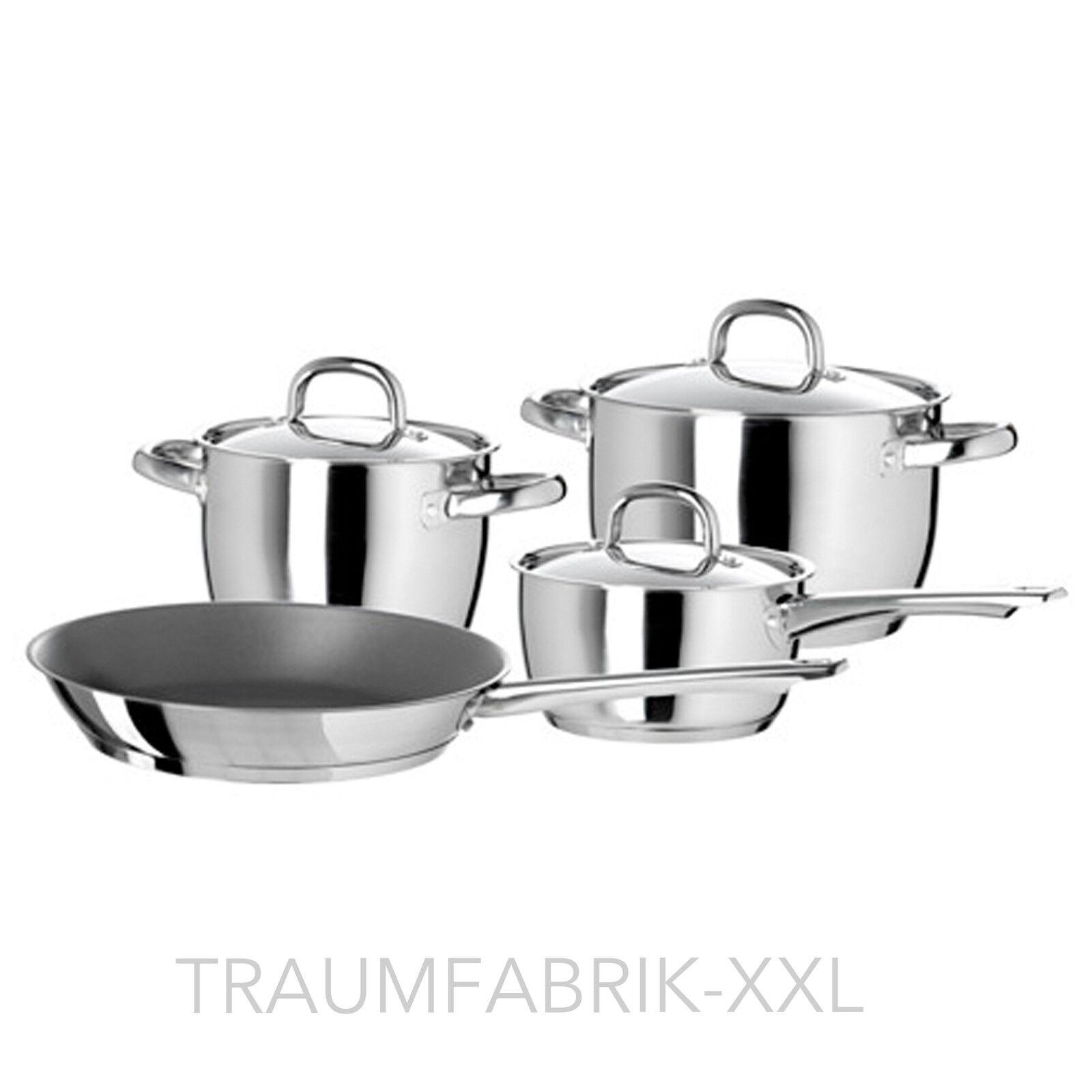 7 pcs Ikea casseroles inox avec couvercle Lot de casserole casseroles poêle casserole casseroles