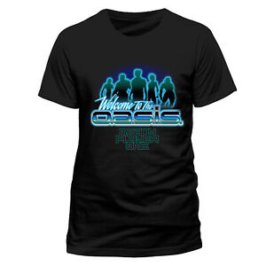 OFFICIAL-Ready-Player-One-T-Shirt-Welcome-To-The-Oasis-S-M-L-XL
