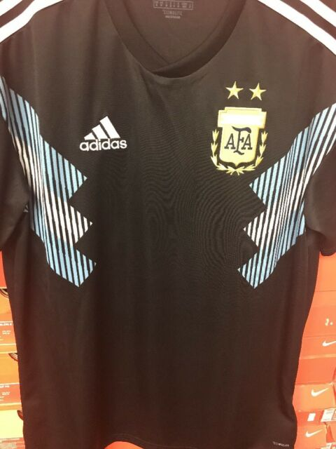 adidas Argentina Official 2018 Away Soccer Football Jersey M  c73f15446ea6c