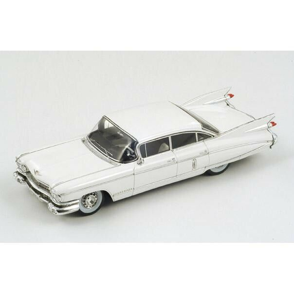 SPARK 1959 Blanc ILLAC Fleetwood Sixty Special Sedan 1 43 new in box