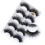 Beauty-5-Pairs-Makeup-Handmade-Natural-Fashion-Long-False-Eyelashes-Eye-Lashes thumbnail 9