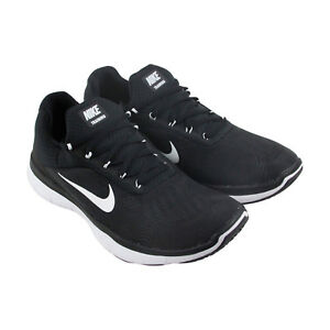 Nike-Free-Trainer-V-7-Black-White-Size-9-New