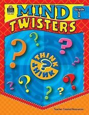 Mind Twisters Grade 1