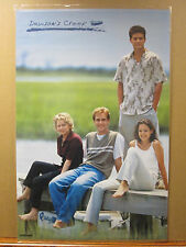 """Dawson's Creek"" Vintage TV series  Poster 1998 7282"