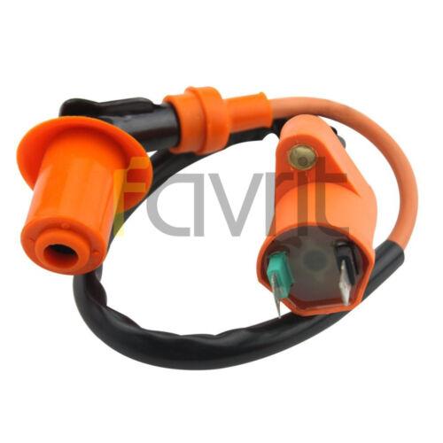 Racing Ignition Coil For ETON VIPER 50 70 90 ATV E-TON RXL50 RXL70 RXL90