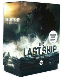 El-ultimo-buque-de-la-serie-completa-temporadas-1-5-DVD-15-Discos-Box-Set-1-2-3-4-5