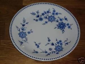 1-Kuchenteller-19-cm-Seltmann-Weiden-Bayerisch-Blau