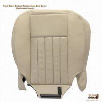2004 Lincoln Navigator Rims Wheels Tv/dvd -driver Bottom Leather Seat Cover Tan
