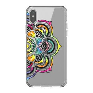 Coque Iphone XS MAX mandala 6 tie and dye