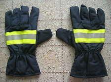 02's series China CAPF Fire brigade Firefighter Fireproof Gloves,Aramid 1313.