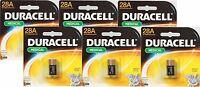 6 Duracell 28a 6v Alkaline Battery Medical Electronics Photo Garage Door Collar