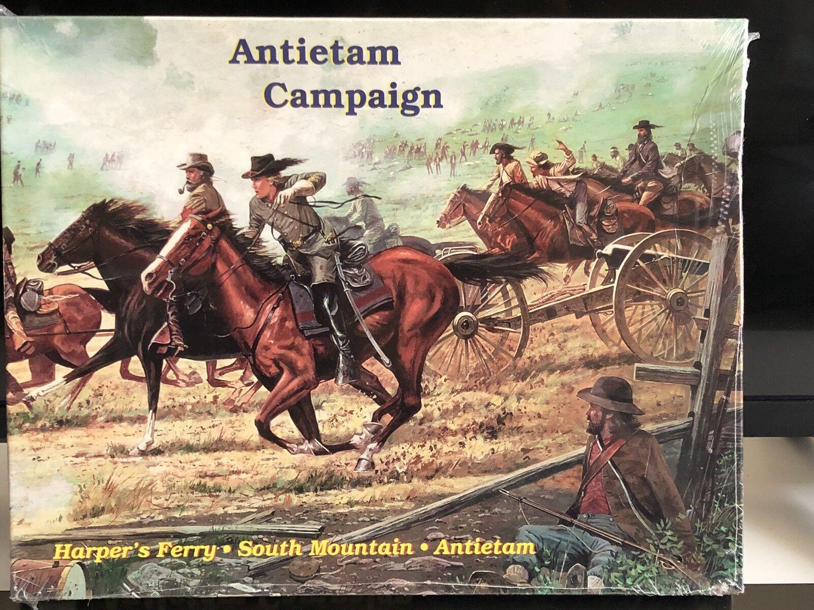Antietam Campaign  Decision Games 04007 NEW SEALED SHRINK 1995 Rare Game