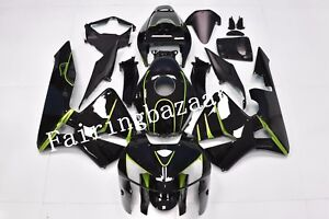 Fit for CBR600RR 2005 2006 Black Green ABS Injection Mold Bodywork Fairing Kit