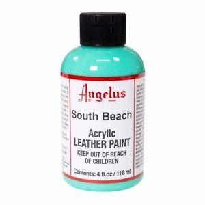 Angelus South Beach (261) Acryl Lederfarbe 118ml (105,93€/1L) Leder Jacke