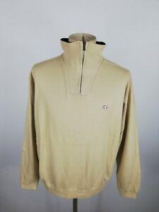 CHAMPION-FELPA-CASUAL-Maglione-Cardigan-Pullover-Sweater-Tg-L-Uomo