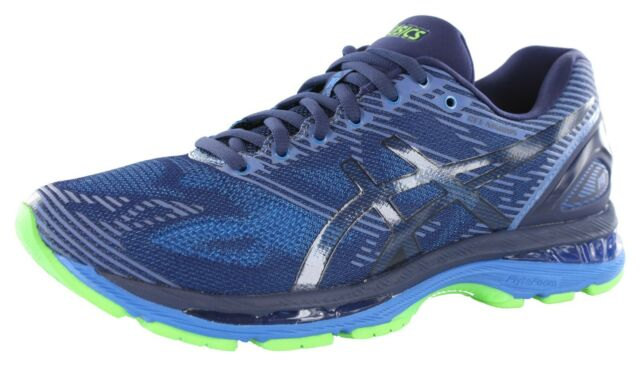 new concept 65e84 496ec ASICS MENS NIMBUS 19 LITE SHOW T7C3N RUNNING SHOES