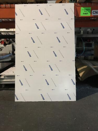 """.063 Aluminum Sheet 18/"""" x 63/"""""""