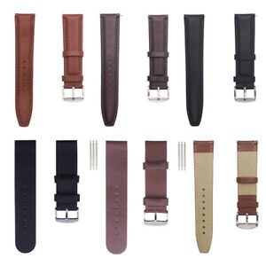 42-46mm-For-Moto-360-1st-2th-Gen-Watch-Band-Wrist-Strap-Silicone-Genuine-Leather