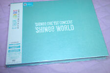 "shinee the 1st concert in japan photobook ""shinee world"" first press ver photo"