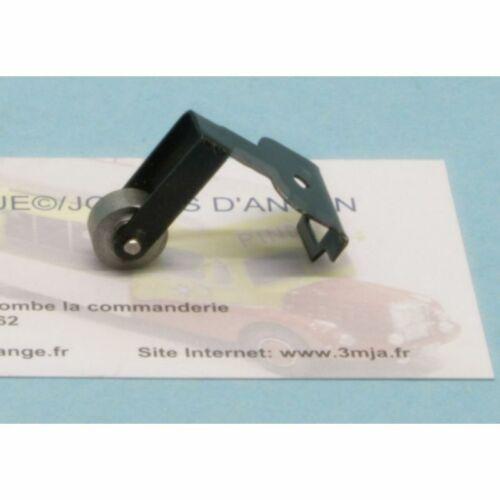Support de la remorque avec roulette DTF564 DINKY TOYS Unic saharien 893