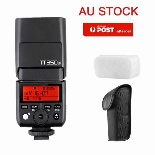 AU Godox Mini TT350S 2.4G TTL 1/8000s Camera Flash Speedlite for Sony SLR Camera