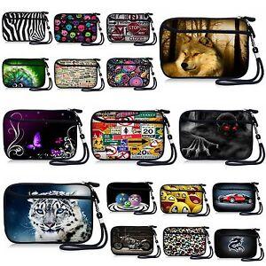 Impermeable-a-prueba-de-choques-Cartera-Funda-Bolsa-Transporte-Cubierta-Para-Nokia-Sony-Smartphone