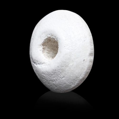 trou 2,6 mm Bijoux Bricolage Perles À faire soi-même blanc 5x10mm 500 Pièces Perle Boulier