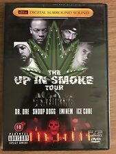 Ice Cube Eminem Dr Dre Snoop Dogg UP IN SMOKE TOUR ~ Hip Hop Concert DTS UK DVD