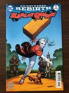 Harley-Quinn-9-vol-5-FRANK-CHO-VARIANT-Cover-B-DC-VF-NM-BEAUTIFUL-HOT